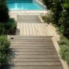 terrasse sur mesure en bois sur mesure Wavre plancher ipé B-Fix plancher de jardin menuiserie sur mesure