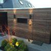 terrasse en bois sur mesure waterloo éclairage mélange bois et pierre terrasse en bois arrondie terrasse en bois wavre