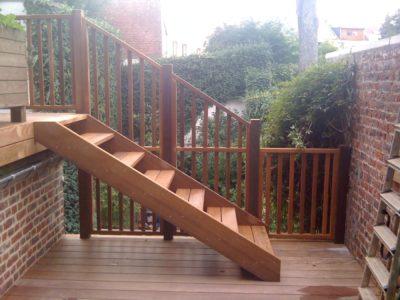 escalier ext rieur archives mt design. Black Bedroom Furniture Sets. Home Design Ideas