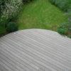 terrasse courbe sur mesure a wavre bois ipe exotique durable menuisier artisan de waterloo