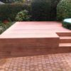 terrasse en bois cunique ipe exotique bois sur mesure piscine plinthe escalier en bois exotique a wavre