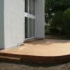 terrasse sur mesure en bois ipe exotique sur mesure menuisier wavre et perwez
