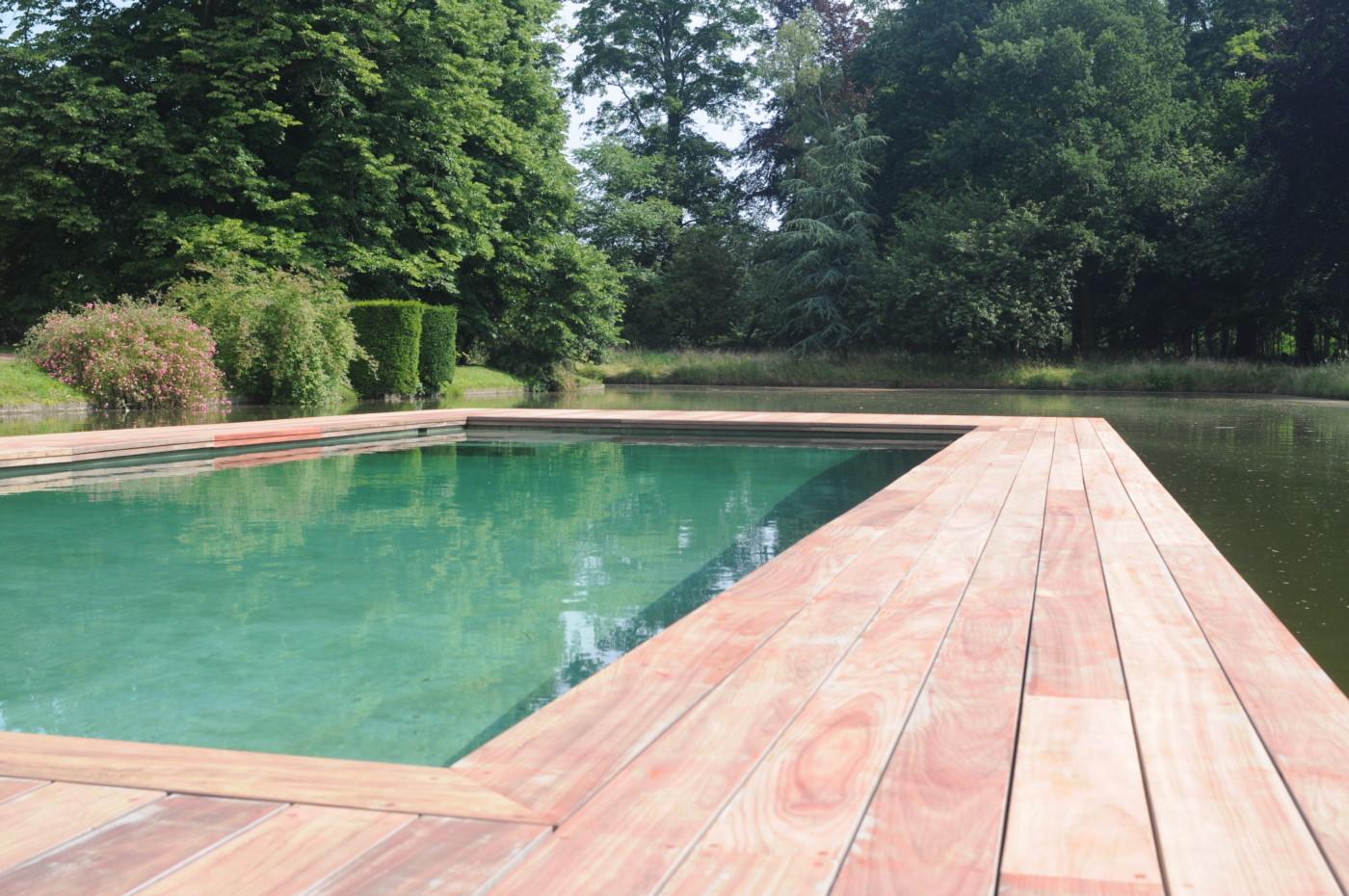 Terrasse Mélange Bois Et Pierre terrasses en bois et pierre - mt-design